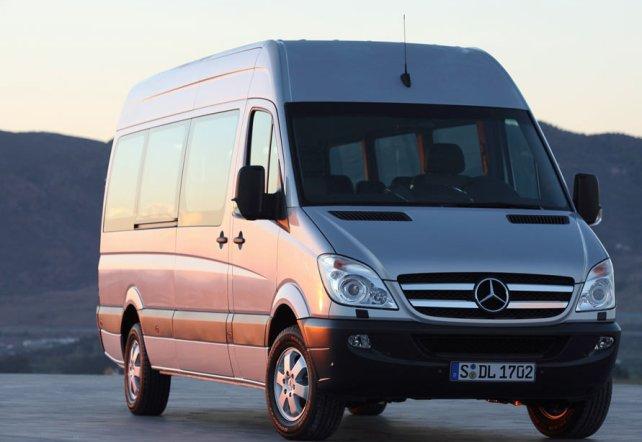 Удобный и популярный автомобиль Mercedes Sprinter