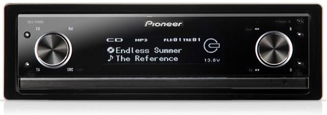 Автомобильная магнитола Pioneer DEX-P99RS