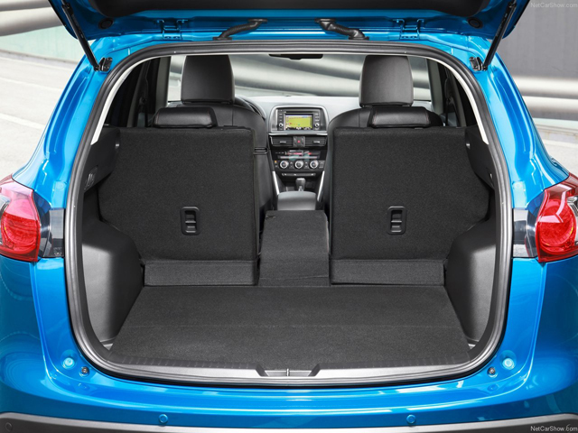 Багажник автомобиля Мазда СХ-5