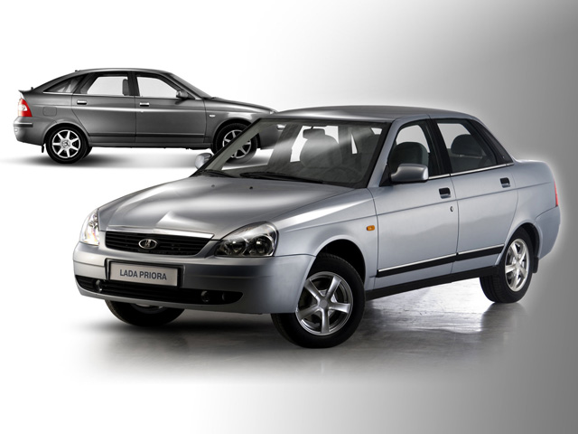 Автомобиль LADA Priora
