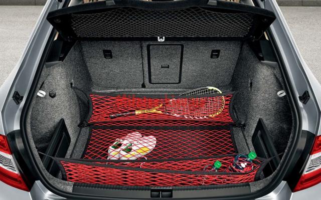 Сетки для багажника