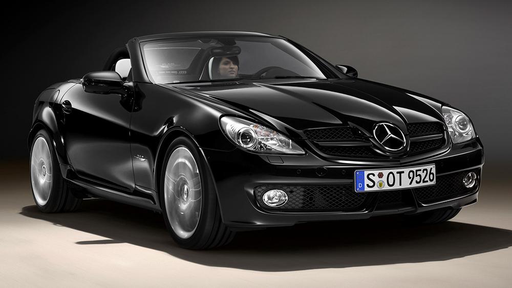 Mercedes SLK 2009