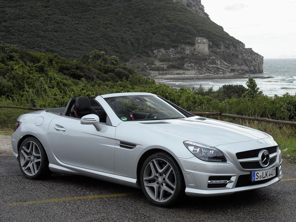 SLK от Mercedes 2015