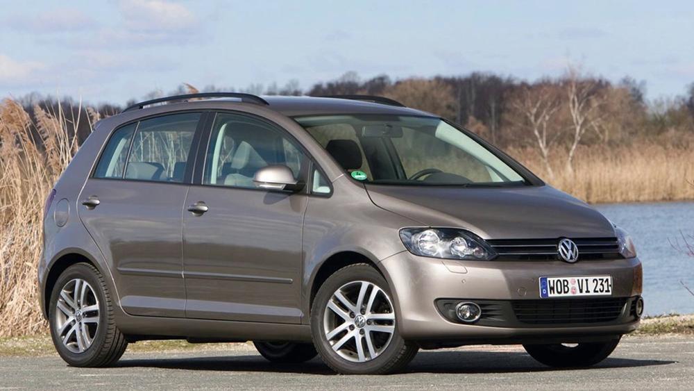 Volkswagen Golf Plus 2011