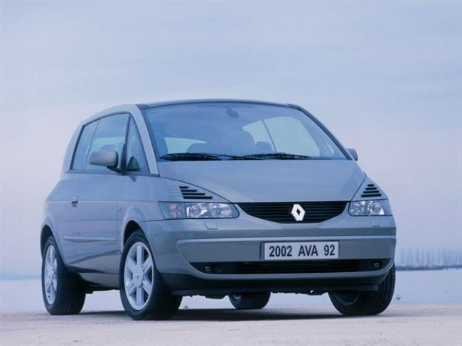 Автомобиль Renault Avantime