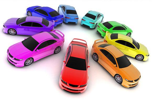 Сегодня на авторынке можно подобрать автомобиль практически любого цвета