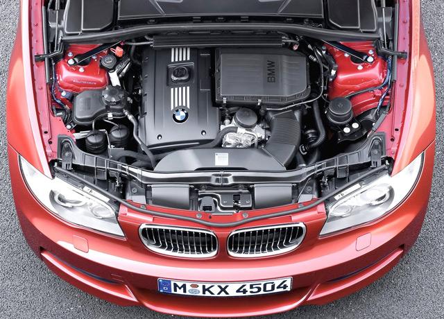 Комплектация двигателя