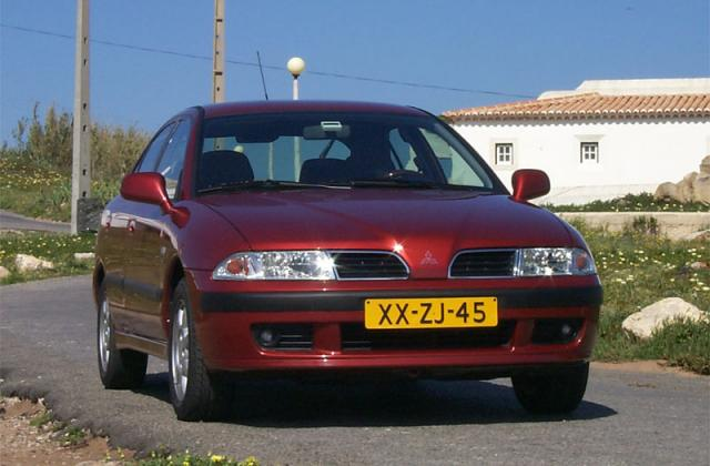 Автомобиль Mitsubishi Charisma