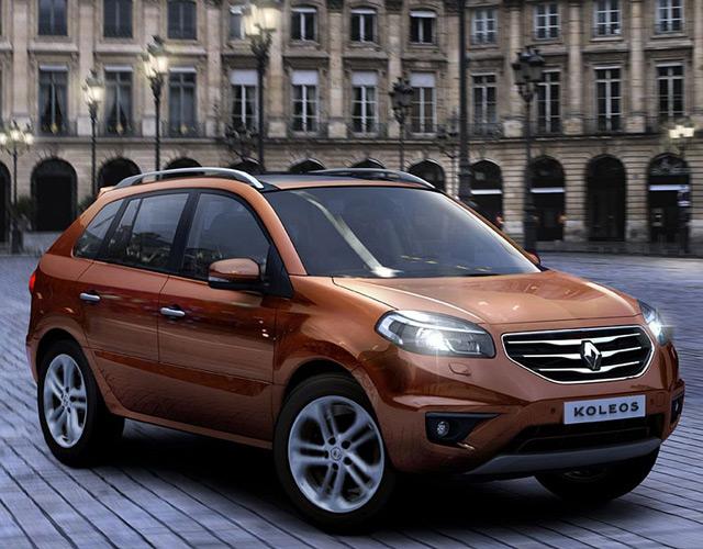 В автомобиле Renault Koleos больше возможностей в плане работы с трансмиссии