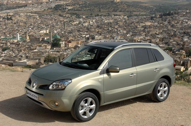 Автомобиль Renault Koleos