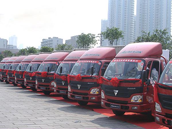 Китайские грузовые авто сегодня пользуются большим спросом на мировом авторынке