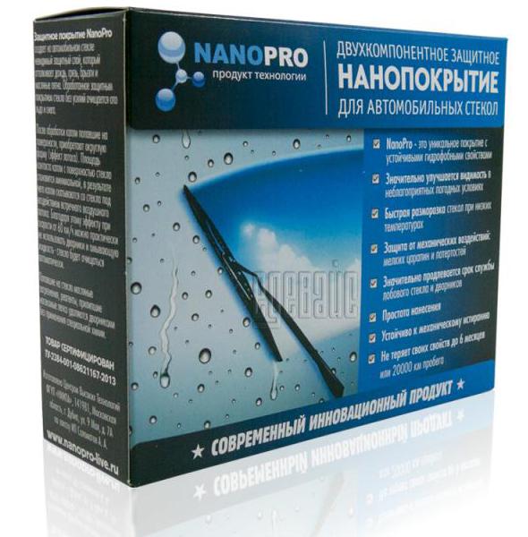 Покрытие NanoPro