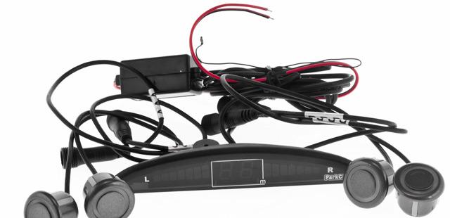 Парковочный радар ParkCity Mars