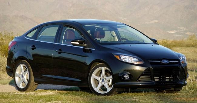 Автомобиль Форд Фокус - эталон современной автомобильной моды
