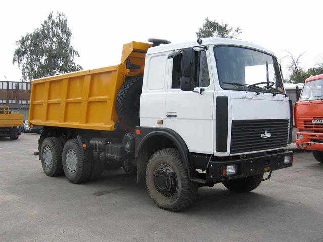 Автомобили производства МАЗ создаются как для суровых условий работы, так и для международных перевозок