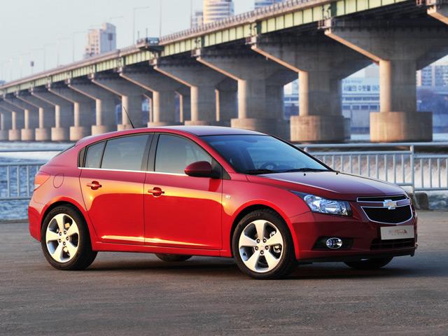 Chevrolet Cruze – автомобиль с более презентабельным внешним видом