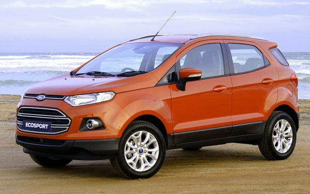 Не смотря на компактные размеры,Ford EcoSport имеет все характеристики, присущие внедорожнику