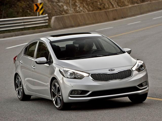 Автомобиль Киа Церато – это идеальное сочетание комфорта и качества