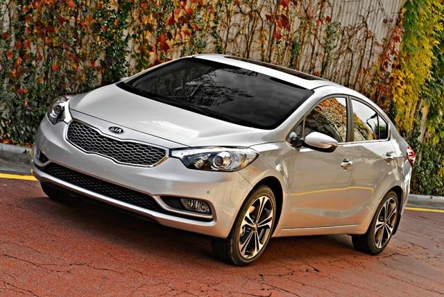 Автомобиль KIA Cerato – совмещает в себе простоту и удобство