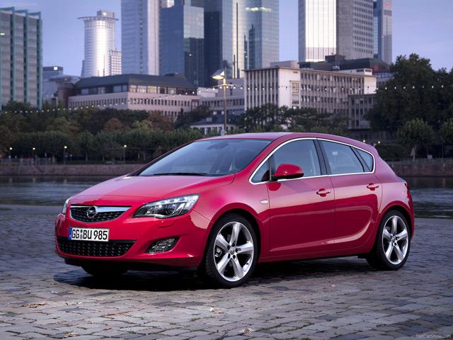 Комфорт и практичность -характерные черты автомобиляOpel Astra