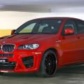 Автомобиль BMW X6 TYPHOON RS Ultimate V10 G-Power благодаря модифицированному двигателю смог заслужить звание самого мощного внедорожника
