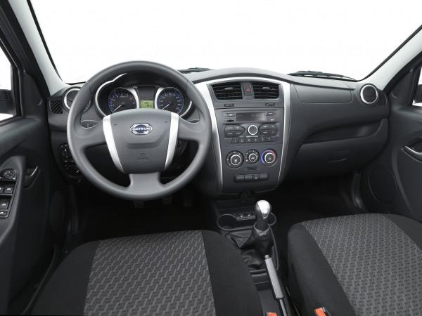 Datsun on do vs lada granta