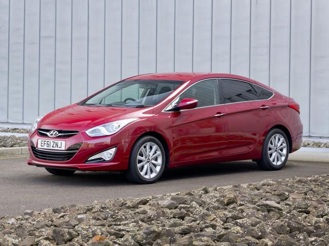 Автомобиль Hyundai i40 может стать гордостью любого бизнесмена