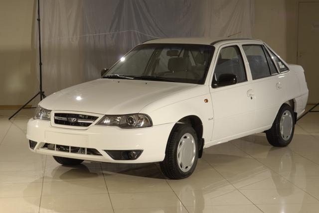 Внешний вид автомобиляDaewoo Nexia