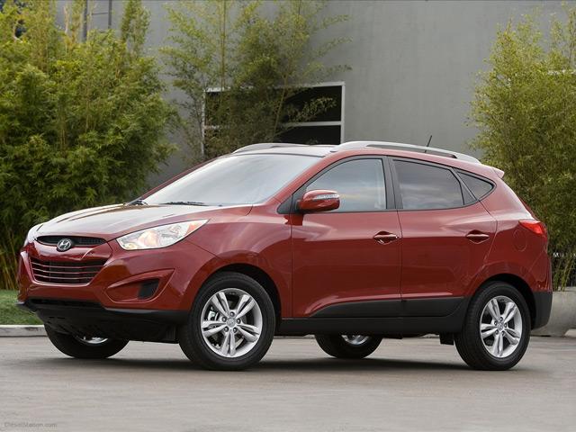 Автомобиль Hyundai Tucson наверняка понравится каждому мужчине