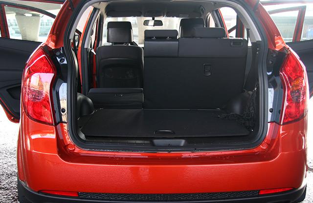 Багажник автомобиляSsangYong Actyon