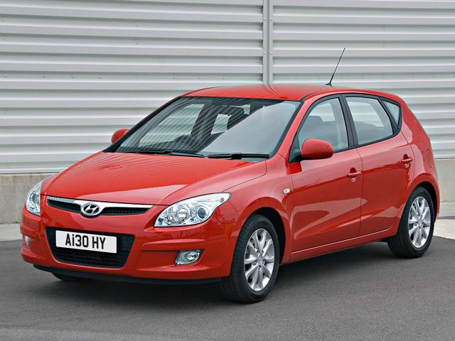 Внешний вид автомобиляHyundai i30
