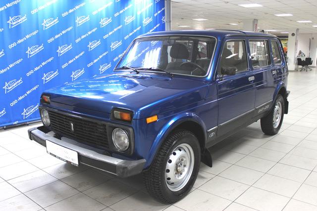 Внешний вид автомобиляВАЗ 2131