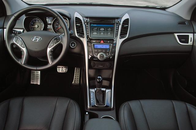 Салон автомобиляHyundai i30