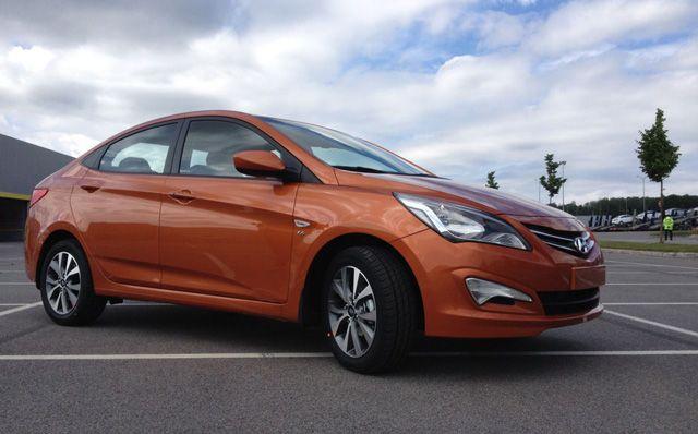 HyundaiSolarisседан