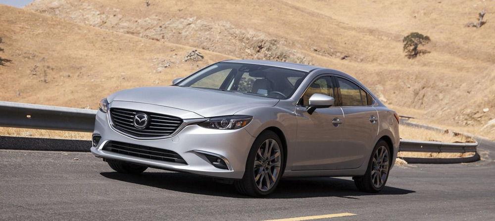 Внешний вид автомобиля Mazda 6