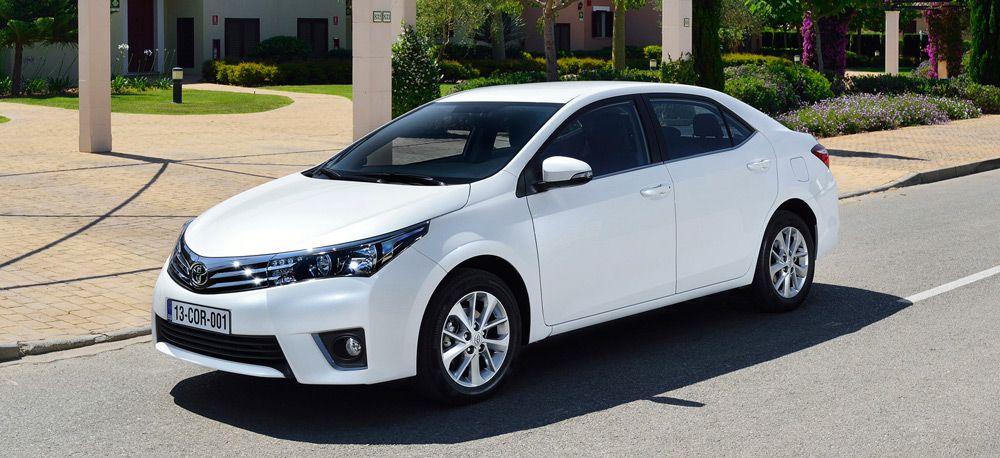 Внешний вид автомобиля Toyota Corolla
