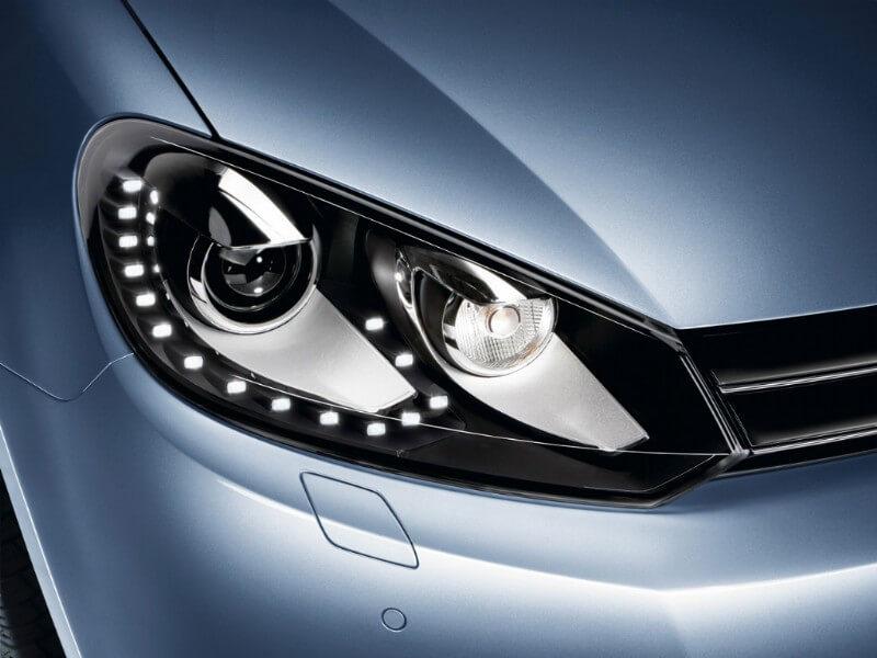 Автомобильные фары головного света