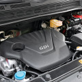 Двигатель KIA с системой GDI