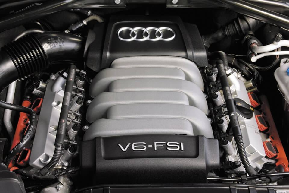 Двигатель FSI Audi