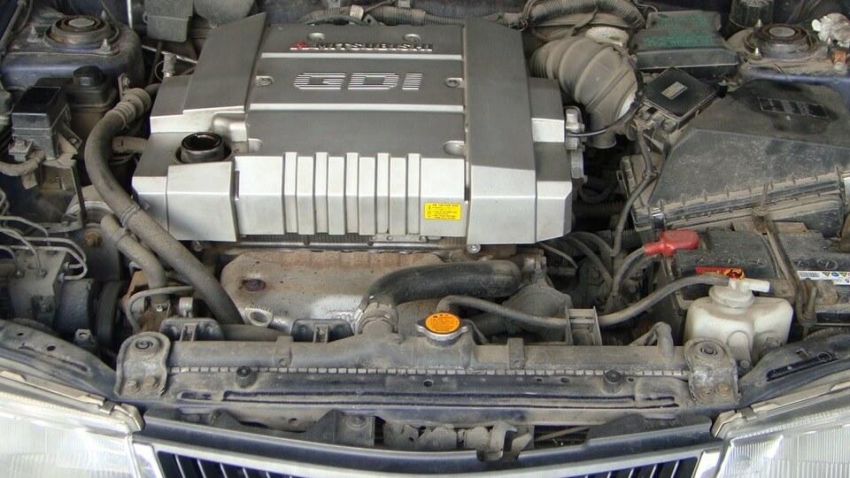 GDI двигатель автомобиля