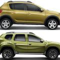 Renault Sandero Stepway и Renault Duster