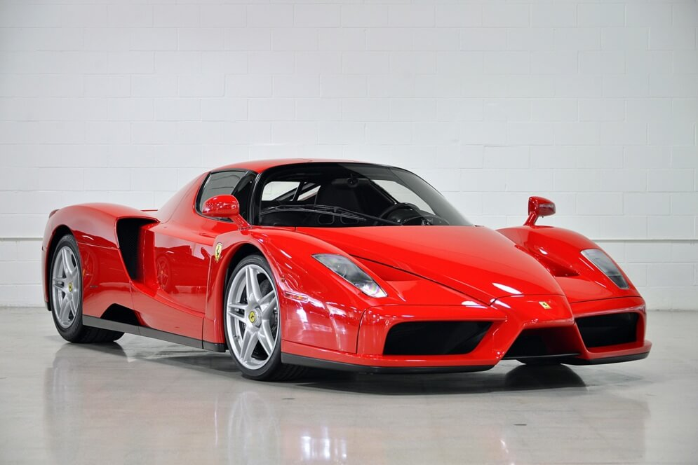 Ferrari Enzo суперкар