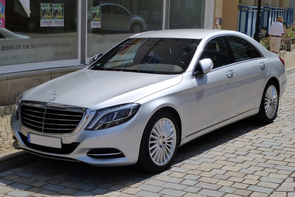 Mercedes-Maybach S350