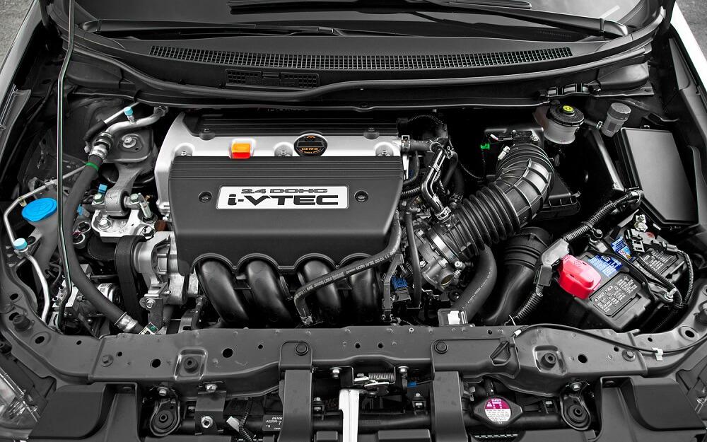 Honda Civic двигатель