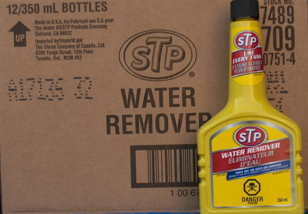 STP water remover