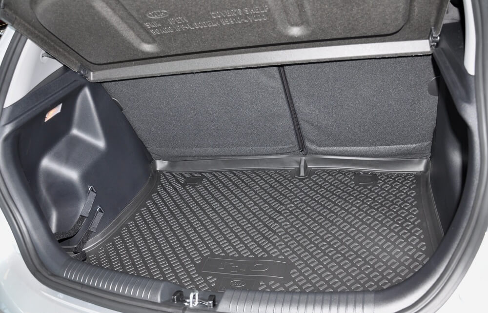 Kia Rio багажник