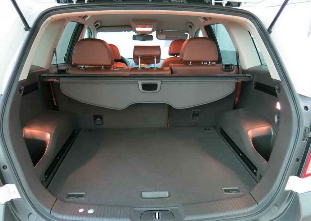 Багажник Опель Антара