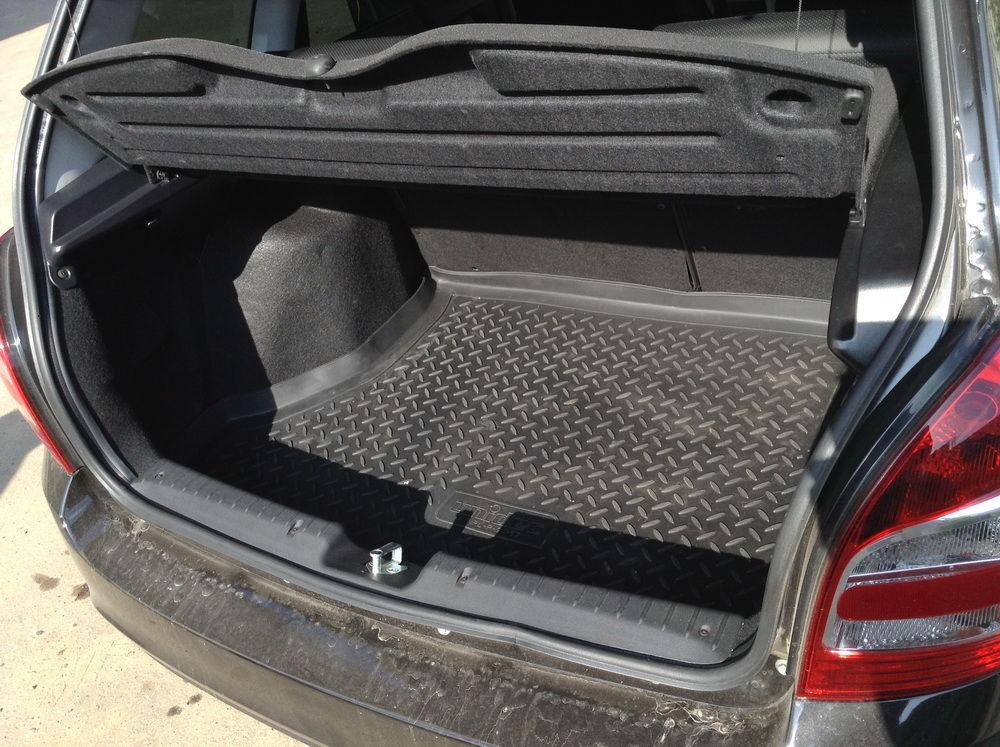 Калина 2 - багажник