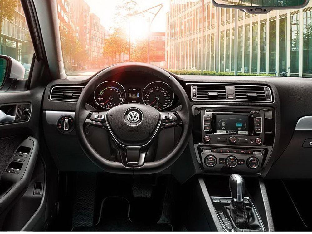Салон VW Jetta
