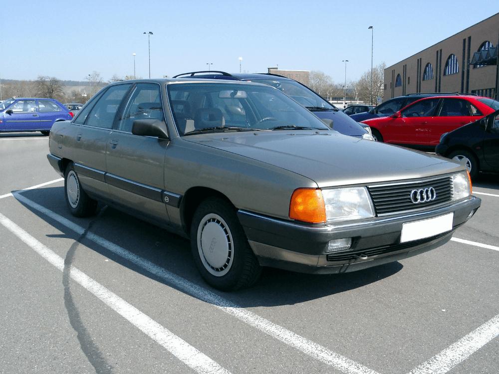 Audi A100 C3